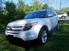 2013 FORD EXPLORER Limited W/Nav 3rd Row