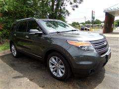 2015 FORD EXPLORER Limited 4wd w Navi Pano 3rd Row