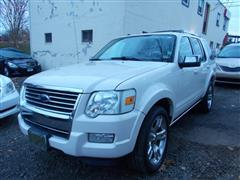 2009 FORD EXPLORER 4x4 LIMITED W NAV - DVD - 3RD ROW SEAT