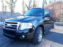 2007 FORD EXPEDITION EL Eddie Bauer NavigatioN-dvd