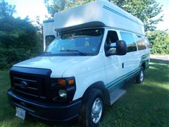 2012 FORD ECONOLINE CARGO VAN Super Duty