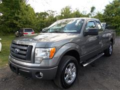 2010 FORD F-150 STX 4X4 EXTENDED CAB