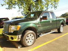 2012 FORD F-150 XLT 5.0L FLEX FUEL  SUPERCREW
