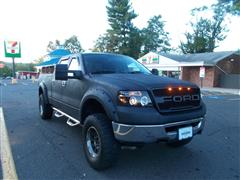 2006 FORD F-150 XLT CREW CAB ROUSH SUPER CHARGE
