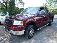 2005 FORD F-150 XLT SUPERCAB