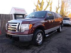 2009 FORD F-150 XLT EXTENDED CAB 4WD