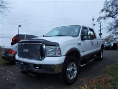 2006 FORD SUPER DUTY F-250 Lariat Crewcab 4x4 BULLETPROOFED