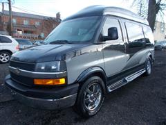 2004 CHEVROLET EXPRESS PASSENGER Conversion Van Limited SE