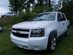 2010 CHEVROLET TAHOE Special Service Vehicle