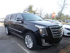 2015 CADILLAC ESCALADE ESV Platinum Edition w/ Nav-4 Dvd-Backup camera