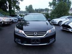 2013 HONDA ACCORD SDN EX-L with Honda sensing and Navi