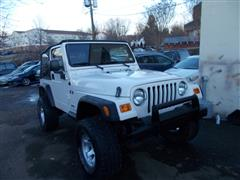 2006 JEEP WRANGLER X Lifted 4x4