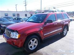 2005 JEEP GRAND CHEROKEE LIMITED 4WD V8 HEMI 5.7L