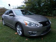 2015 NISSAN ALTIMA 2.5 SL w/ Technology Package
