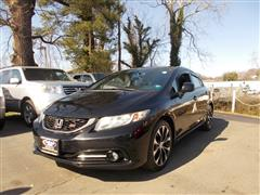 2013 HONDA CIVIC SDN SI SEDAN WITH SUNROOF
