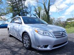 2012 TOYOTA AVALON Limited with Tech Package