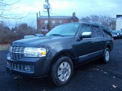 2007 LINCOLN NAVIGATOR ULTIMATE 4WD with NAV DVD & THIRD ROW