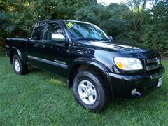 2005 TOYOTA TUNDRA SR5 EXTENDED CAB