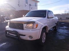 2004 TOYOTA TUNDRA Limited Double Cab