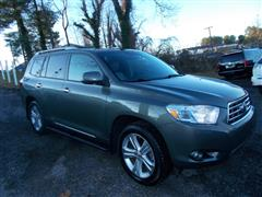 2010 TOYOTA HIGHLANDER Limited AWD W Navi Dvd 3rd Row
