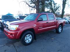 2008 TOYOTA TACOMA 4x4 Double Cab - Long Bed