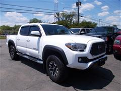 2018 TOYOTA TACOMA 4x4 TRD Off Rd Double Cab