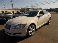 2009 JAGUAR XF Engine: 4.2L DOHC 32-valve supercharged & intercooled V8