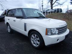 2008 LAND ROVER RANGE ROVER HSE w/ Navigation