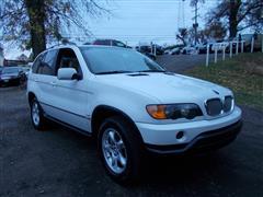 2001 BMW X5 4.4L