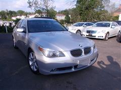 2004 BMW 5 SERIES 545iA