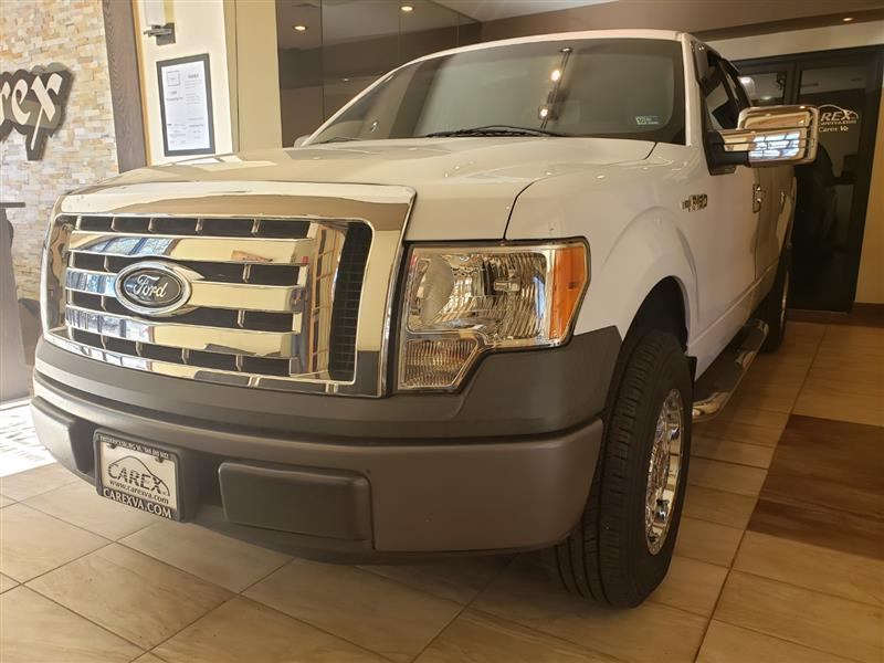 2011 FORD F-150 XL SUPER CAB V6