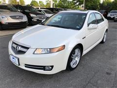 2007 ACURA TL 3.2TL with NAVIGATION