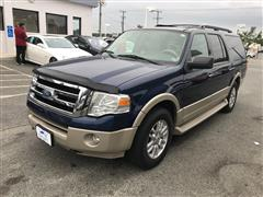 2009 FORD EXPEDITION EL EL Eddie Bauer