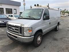 2008 FORD ECONOLINE CARGO VAN Commercial/Recreational