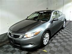 2008 HONDA ACCORD CPE EX-L V6