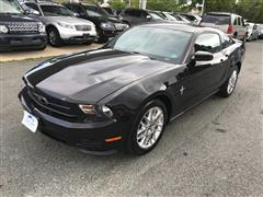 2012 FORD MUSTANG Premium V6 Coupe