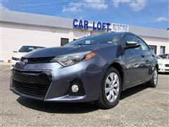 2016 TOYOTA COROLLA S WITH PREMIUM PACKAGE