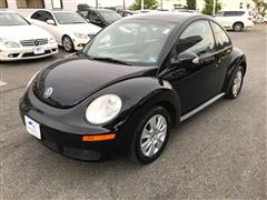 2008 VOLKSWAGEN NEW BEETLE COUPE S
