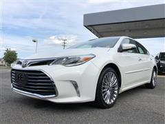 2016 TOYOTA AVALON Limited/Touring/XLE/XLE Premium/XLE Plus