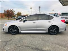 2018 SUBARU WRX Premium AWD