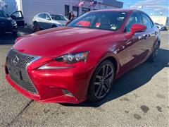2015 LEXUS IS 250 F Sport w/Navigation