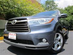 2014 TOYOTA HIGHLANDER Limited