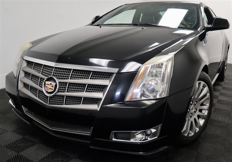 2011 CADILLAC CTS COUPE ALL WHEEL DRIVE