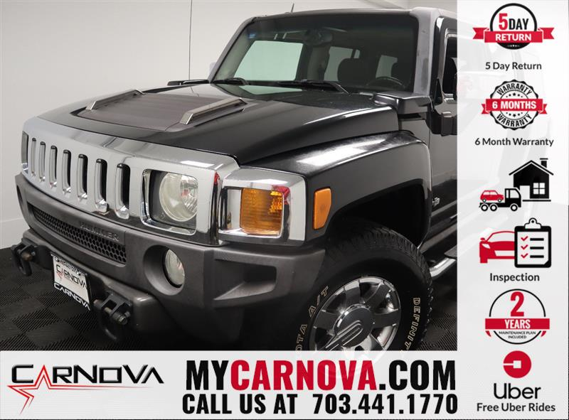 2006 HUMMER H3 Adventure Off Road Package