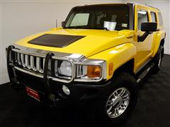 2006 HUMMER H3 4WD Leather