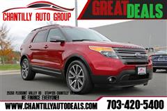2015 FORD EXPLORER XLT