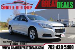 2015 CHEVROLET MALIBU LS
