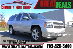 2013 CHEVROLET SUBURBAN LTZ