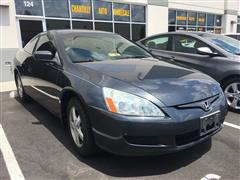 2005 HONDA ACCORD CPE LX