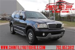 2004 LINCOLN AVIATOR Luxury/Ultimate